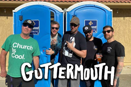 Guttermouth, The Line, Authentic Sellout