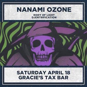NANAMI OZONE / BODY OF LIGHT