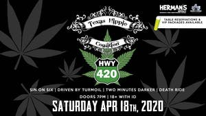 Texas Hippie Coalition *Covid 19 Update** New date coming soon**