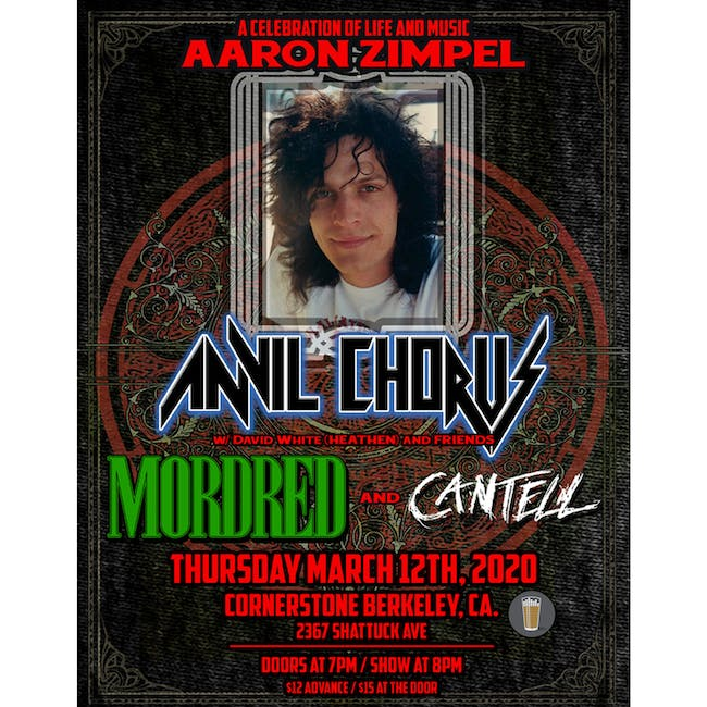 A celebration of life and music for Aaron Zimpel