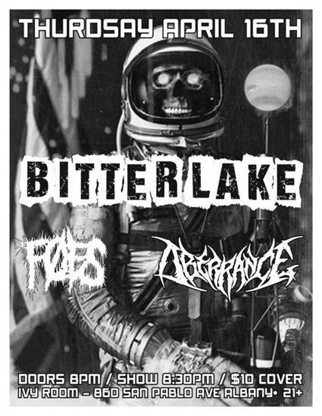 Bitter Lake, FOES, Aberrance