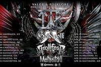 The Valor & Folklore North America Tour