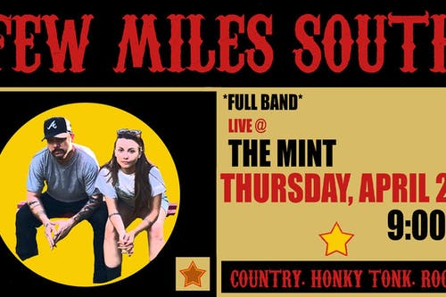 Few Miles South, Rusty Tinder,  Rainy Williamson