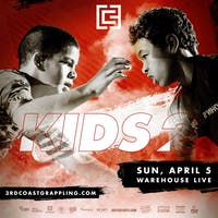 Third Coast Grappling Presents: Kids 2
