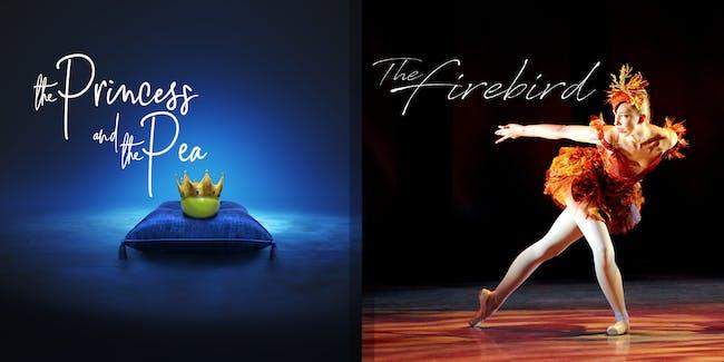 (CANCELED) The Princess and the Pea & The Firebird (Fri 7pm)