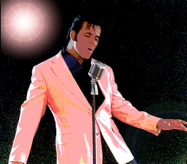 Jeff Bergen's Elvis Show