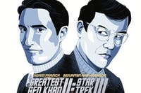 GreatestGenKhan II: Star Trek III