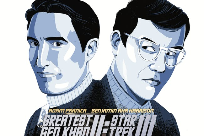 GreatestGenKhan II: Star Trek III