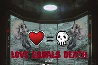 Love Equals Death with Grimetime, The Exit Plan and Legal Disaster