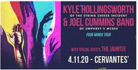 CANCELLED - Kyle Hollingsworth Band and Joel Cummins (Umphrey's McGee)
