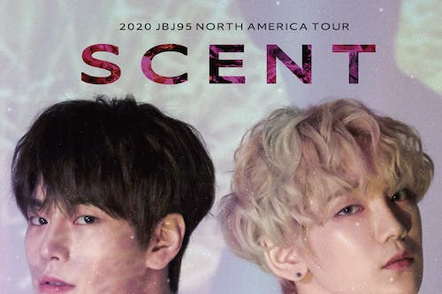 POSTPONED | 2020 JBJ95 Fanmeeting Tour [Scent] in North America