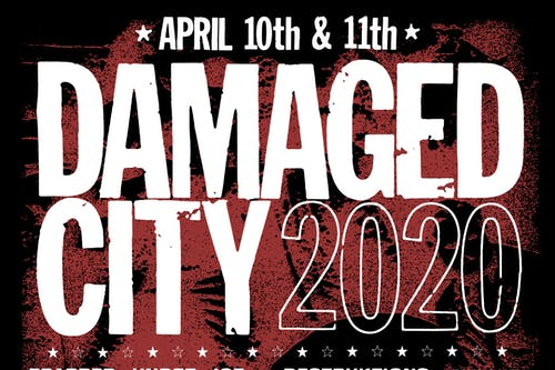 Damaged City Aftershow