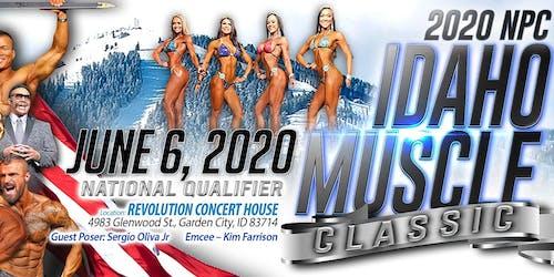 2020  NPC Idaho Muscle Classic