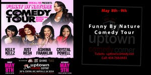 Vivica A. Fox Presents: Funny By Nature Comedy Tour (Special Engagement)