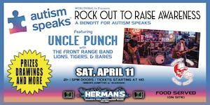 (postponed) BENEFIT for AUTISM SPEAKS -ft. Uncle Punch & guests