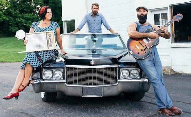 Reverend Peyton's Big Damn Band {POSTPONED}