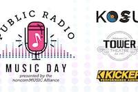 KOSU Music Meeting and Song Swap