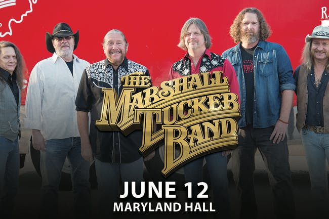 The Marshall Tucker Band at Maryland Hall