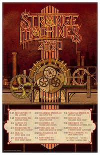 Strange Machines at Mesa Theater