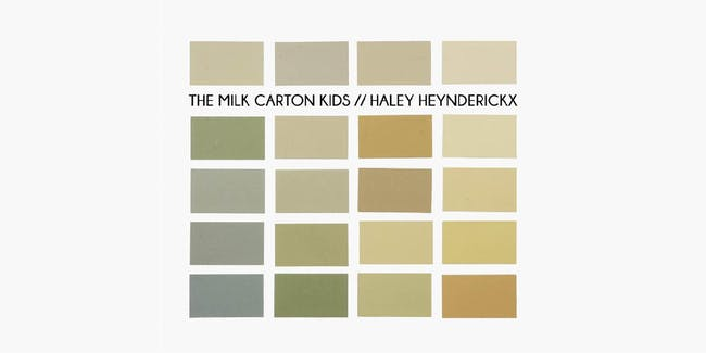 Haley Heynderickx and The Milk Carton Kids