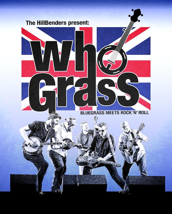 The Hillbenders present WhoGrass - Postponed