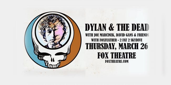 DYLAN & THE DEAD feat. JOE MARCINEK, DAVID GANS & FRIENDS - CANCELED*