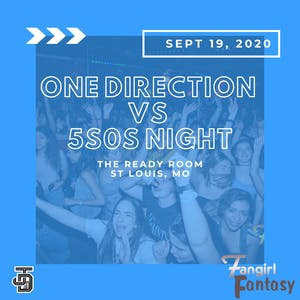 Fangirl Fantasy Presents One Direction vs 5SOS Night