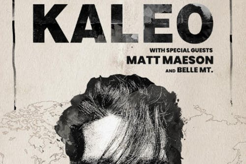 KALEO – Fight or Flight Tour