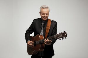 TOMMY EMMANUEL, CGP with ANDY MCKEE at CHAUTAUQUA AUDITORIUM - POSTPONED*