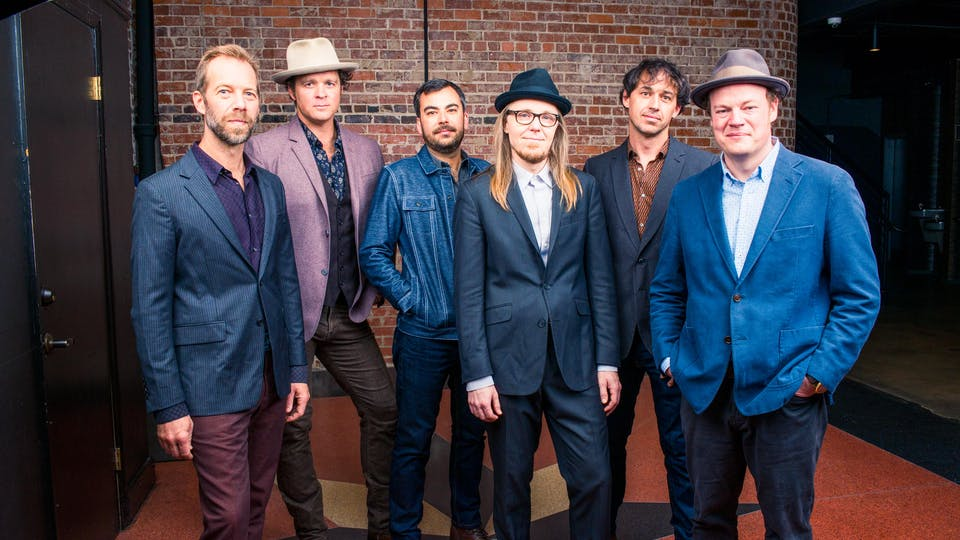 STEEP CANYON RANGERS with JON STICKLEY TRIO at CHAUTAUQUA AUDITORIUM