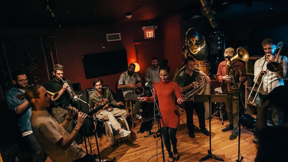 Sarma Brass Band & Taraf of NY