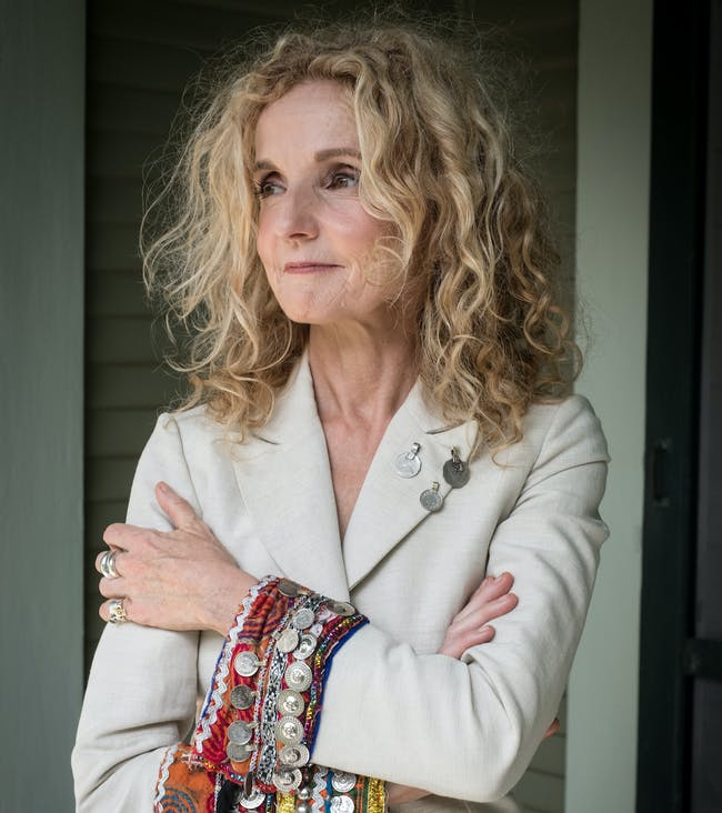 PATTY GRIFFIN with ROSE COUSINS at CHAUTAUQUA AUDITORIUM