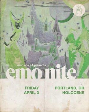 *New Date* Emo Nite at Holocene Presented by Emo Nite LA