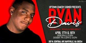 Comedian Ryan Davis: Special Engagement