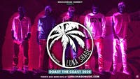 "Luna Shade ""Roast The Coast"" 2020 Tour Kickoff"