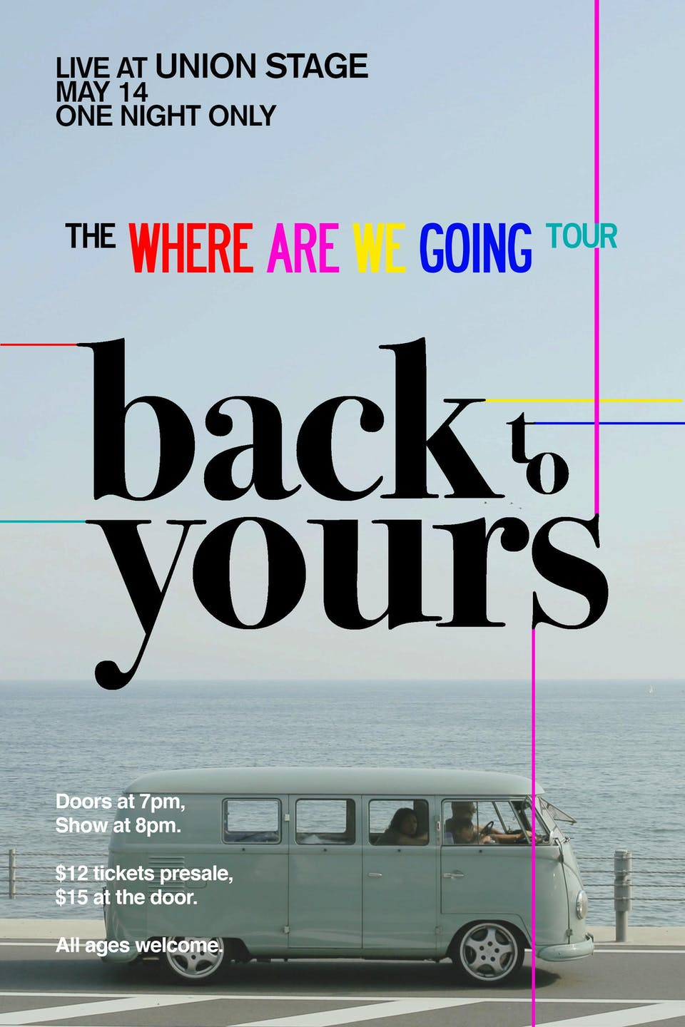 Back to Yours: Where Are We Going