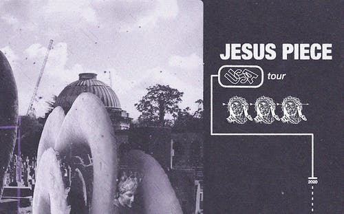 Jesus Piece, Year of The Knife, Buried Dreams, Fixation
