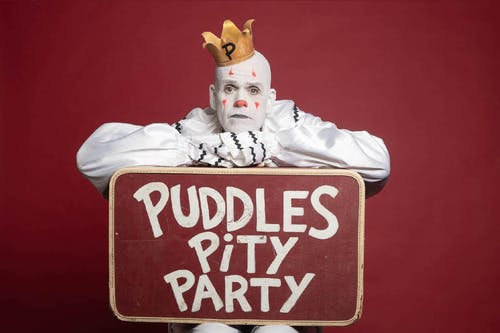 SHOW CANCELED: Puddles Pity Party