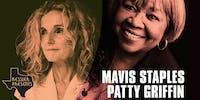 Patty Griffin and Mavis Staples at Ridglea Theater