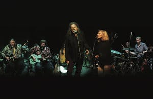 Saving Grace featuring Robert Plant & Suzi Dian (CANCELLED)