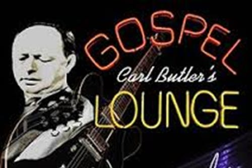 Carl Butler's Gospel Lounge with Old #5's