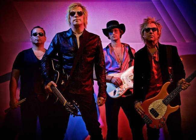 Slippery When Wet – The Ultimate Bon Jovi Tribute   One Show Only!