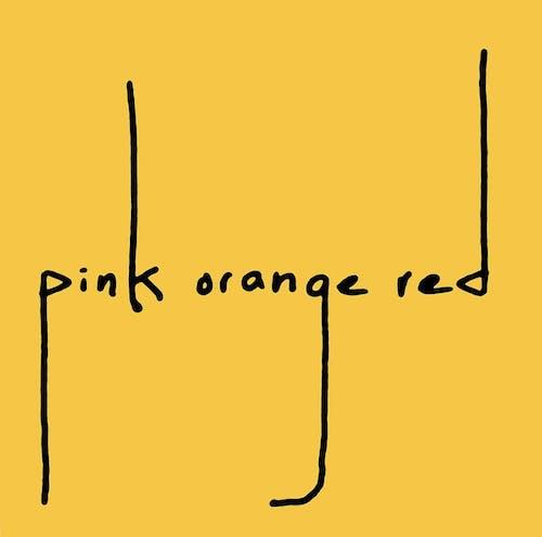 Pink Orange Red