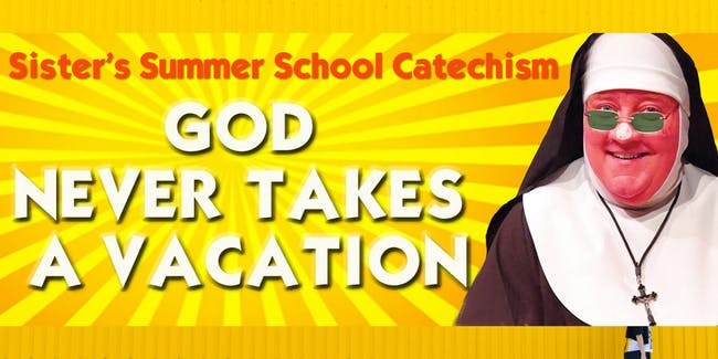 Sister's Summer School Catechism