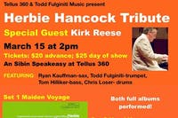 Fulginiti Jazz Series - Herbie Hancock Tribute w/ Kirk Reese