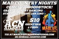 Mad Country Dance Night