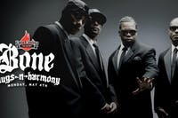 Bone Thugs-N-Harmony: Lava Cantina's 3 Year Anniversary Party