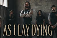 ** CANCELLED ** As I Lay Dying Burn To Emerge Tour Powered By Heart Support