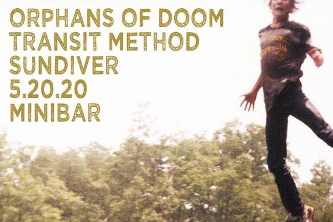 Orphans of Doom,  Transit Method, SUNDIVER