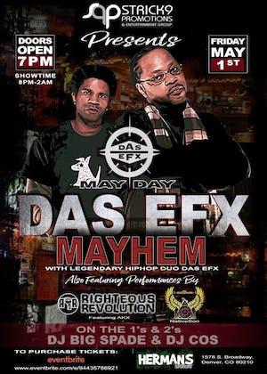 May Day DAS EFX Mayhem